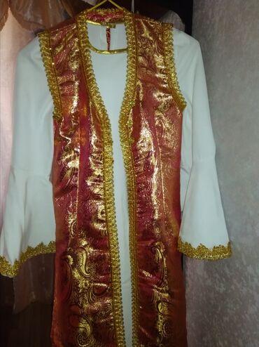 Узбекский костюм