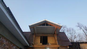 ремонт-двигателей-любой-сложности в Кыргызстан: Делаем крыши любой сложности а также каркасные дома
