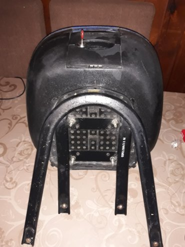 Kofer za skuter pegaut ima svoj kljuc motor prodat ostao koger  - Sabac