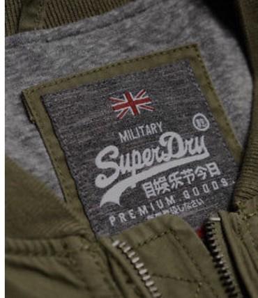 Superdry muska jakna ,nosena jednom nova nema ostecenja - Kraljevo