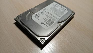 HDD Sərt Disk Seagate 160gb Sata çıxışı ilə 30 azn