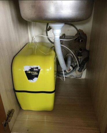 kredit masinlar vaz в Азербайджан: Su filtri5+1 filtrMembran filtrGümüş filtrMineral filtr (istəyə
