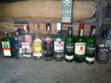 жесткость-воды-в-бишкеке в Лебединовка: Продаю Бутылки Свежо Выпитые Элитные напитки, и под Водку бутылки