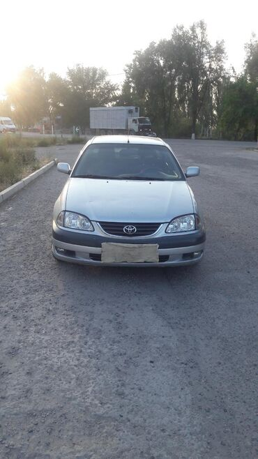 Toyota Avensis 1.6 л. 2001 | 174315 км
