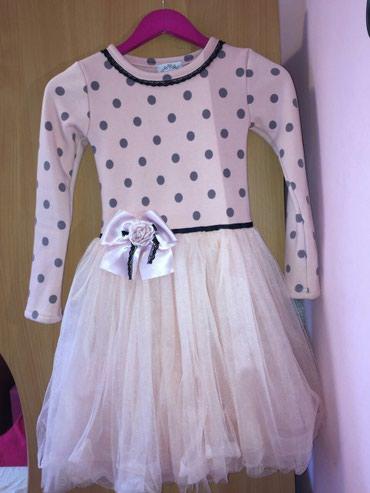 Ninia haljina velicina:10 cena2 1500,00dinara