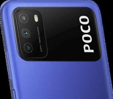📱 Xiaomi Poco M3 128GB💰 Qiymət - 399 AZN📝 1 il Rəsmi zəmanətli☑️