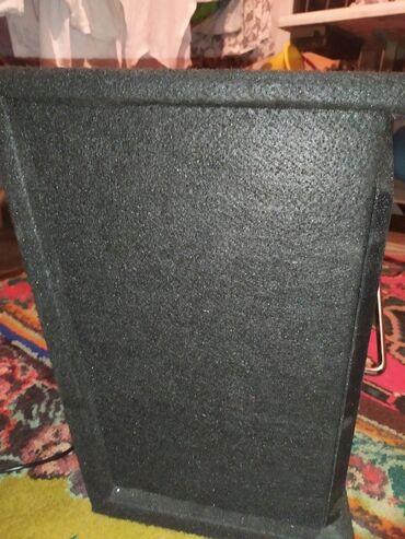 Электроника - Джал мкр (в т.ч. Верхний, Нижний, Средний): Срочно продаю самбуфер отлично состояние 600w 10000сом