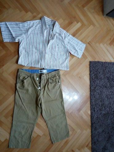 Pantalone i poklon kosulja Lacosta - Nis