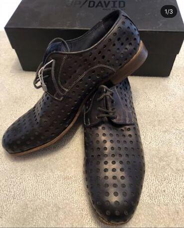 Продаю,новые кожаные итальянские мужские туфли из Америки,размер 43 на