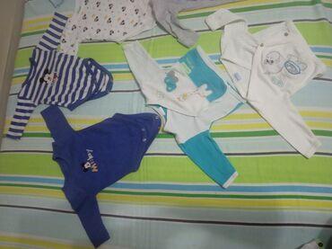 Dečija odeća i obuća - Knjazevac: Odeca za bebu decaka od 0 do 3-4 meseciPogledajte slike na dalje