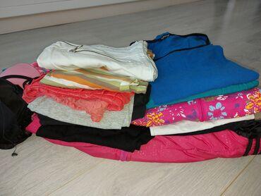 Mešani paket ženske garderobe,14 komada