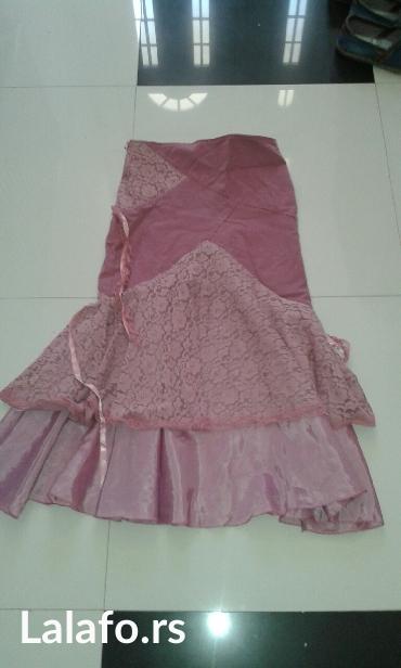 Suknja vrlo interesantna - Backa Palanka