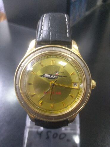 купить золотые часы в бишкеке in Кыргызстан   АВТОЗАПЧАСТИ: Полёт ссср, именные altyn air, работают четко