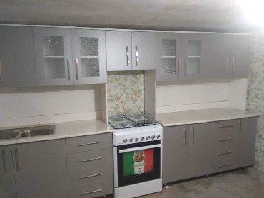 царапины на кухонной мебели в Кыргызстан: Мебель на заказ г Ош кухонный гарнитур #мебель #мебельназаказгОш