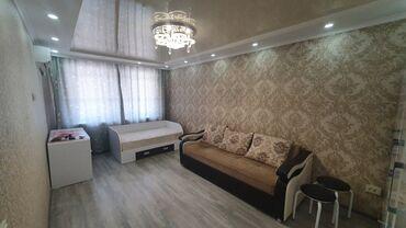 Долгосрочная аренда квартир - 2 комнаты - Бишкек: 1 комната, 30 кв. м С мебелью
