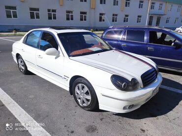 Nəqliyyat - Azərbaycan: Hyundai Sonata 2.4 l. 2002 | 301000 km