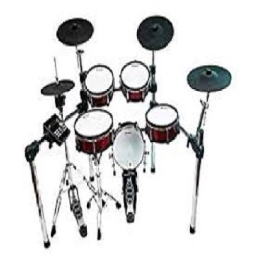 Lemon T850 mesh head wooden digital drum set 9-piece electronic drum