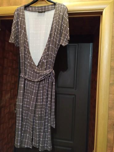 Платье. Бренд. Размер М. Состав ткани в Бишкек