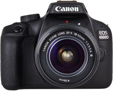 Canon 4000D 18-55 DC [3011C004AA]Brend CanonNöv