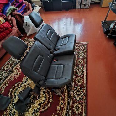 Транспорт - Массы: 3 ряд сидений ленд крузер 200 серый цвет, состояние отличное, без торг