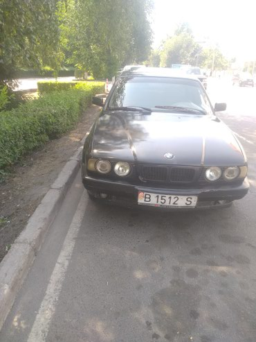 BMW 525 1992 в Бишкек