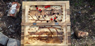 работа в бишкеке кассир в супермаркете в Кыргызстан: Нарды ручной работы,(дерево орех)узоры мелкиеидеальные. Размер