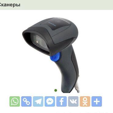 Продаю сканер штрих- кодов DataLogic QD24302D.Новый! Звонить или