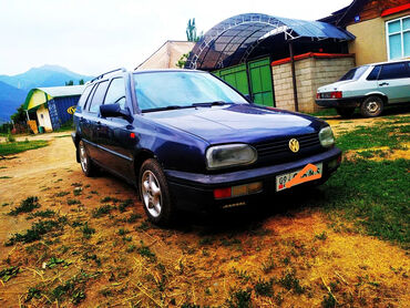 Транспорт - Теплоключенка: Volkswagen Golf Variant 1.8 л. 1995   22 км