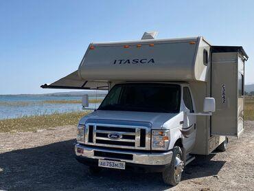 lg v10 в Кыргызстан: Продаю Автодом Ford E450 super duty ITASCA. 2015 год выпуска длинна