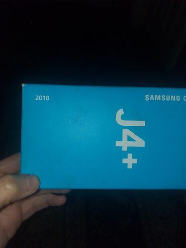 İşlənmiş Samsung Galaxy J4 Plus 32 GB qara
