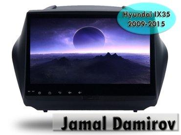 Bakı şəhərində Hyundai IX35 2009-2015 üçün ANDROİD DVD-monitor.    ANDROİD