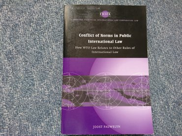 Manchester united kacket - Srbija: Naslov: conflict of norms in public international law : how wto law