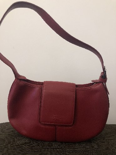 Lacoste τσάντα αχρησιμοποίητη 25€