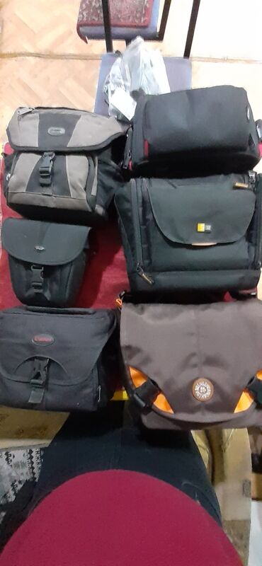 Продаются фотосумки ( кофры) рюкзаки для фотоаппаратов