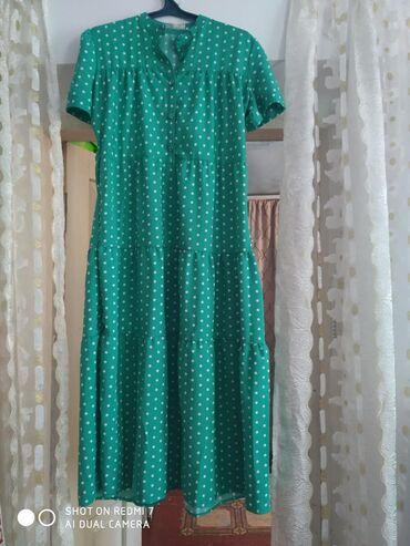 платья для женщин в Кыргызстан: Платье Свободного кроя 9Fashion Woman L