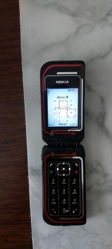 Nokia 7270,kamerası işləmir,korpusun vəziyyəti şəkillərdə