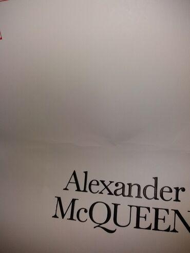 Alexander MCQEEN patike,nove br 39kozne,kupljene u Austriji