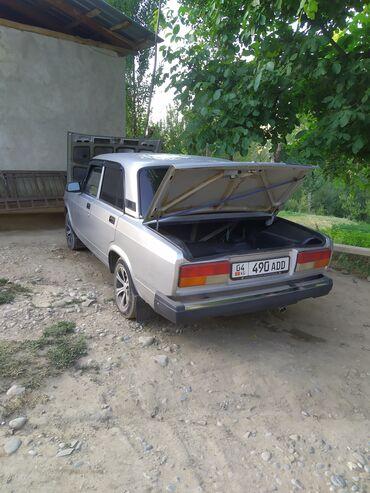 Транспорт - Кара-Ой: ВАЗ (ЛАДА) 2107 1.6 л. 2012   50127 км