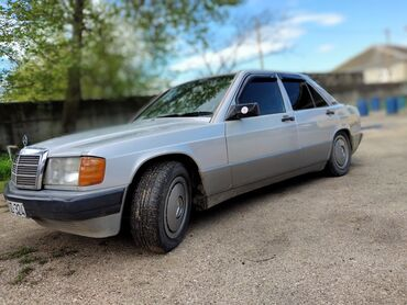 Mercedes-Benz 190 2 l. 1990 | 550000 km