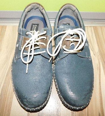 Muška obuća | Srbija: Muske cipele, broj 39 ali malo veci kalup, izuzetno lagane, jednom