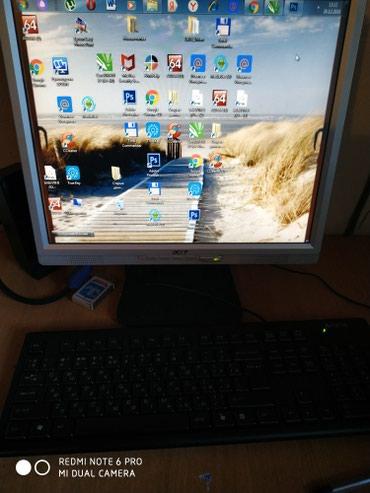 Продаю мощный игровой компьютер в Бишкек