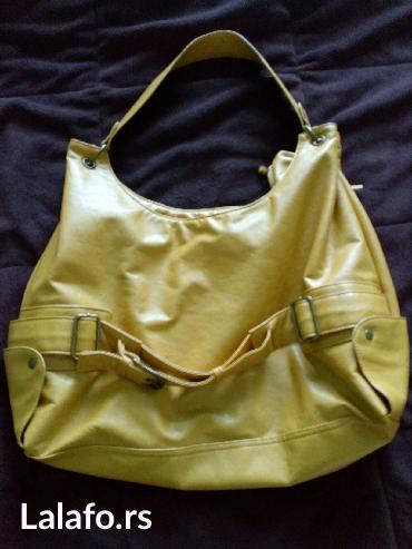 Ženska odeća | Plandište: Nova torba oker boje, 35x25