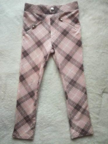 H&M debele helanke-pantalone.Veličina 110.Uzrast 4-5 - Belgrade