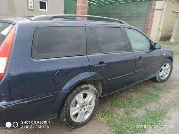 Ford Mondeo 2 л. 2002