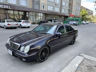Mercedes-Benz E-Class 4.3 л. 2000 | 170000 км
