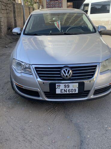 volkswagen passat 1 4 в Азербайджан: Volkswagen Passat 2.4 л. 2006   155000 км