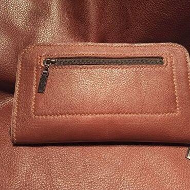 Мужской кошелек натуральная кожа 100% 1500сом