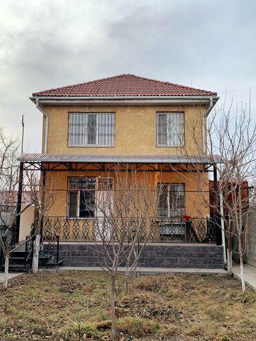 4гор больница бишкек в Кыргызстан: Продается дом 125 кв. м, 5 комнат