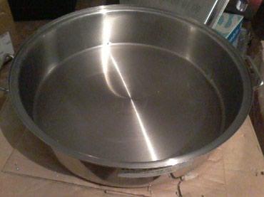 Большая сковорода 15литров, с 2-мя ручками, Q=45cm, h=11cm в Бишкек