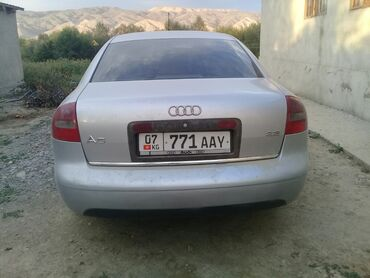 Audi A6 Allroad Quattro 2.8 л. 2000 | 1000 км